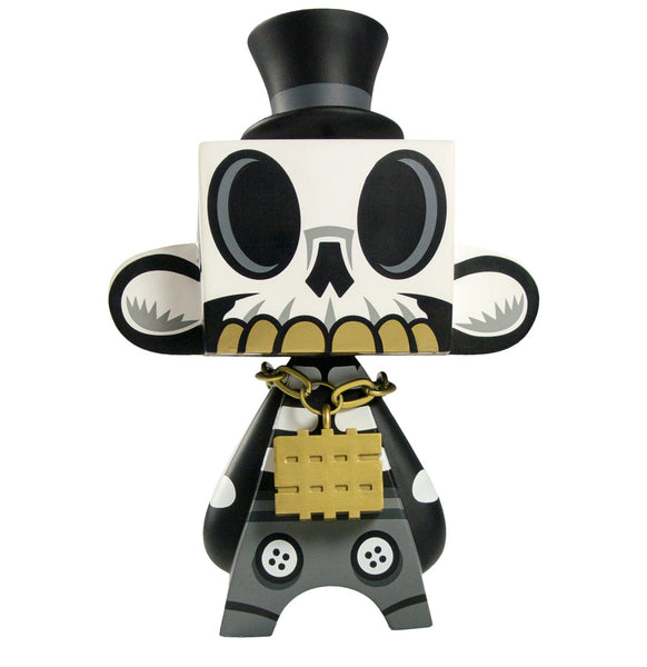Mad*L Phase 4 Modern Hero 5-inch vinyl figure Grayscale variant