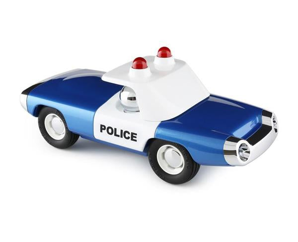 Playforever Maverick Heat Car Police Blue Edition Playforever Children Tenacious Toys®