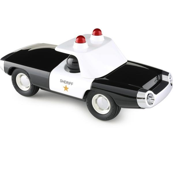 Playforever Maverick Heat Police Car Sheriff Black & White Edition Playforever Children Tenacious Toys®