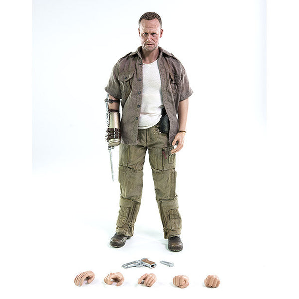 PREORDER The Walking Dead Merle Dixon 1:6-scale figure by ThreeZero - Tenacious Toys® - 1