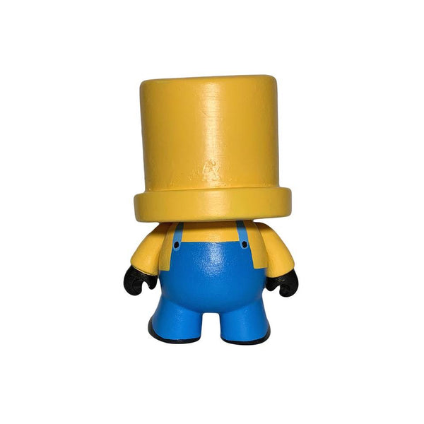 Minion SprayeeQ 4-inch custom Mini Qee by inprimewetrust