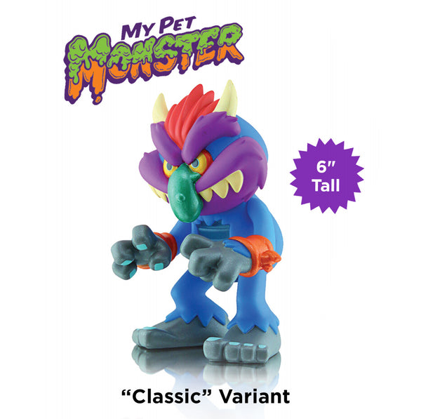 My Pet Monster 6-inch vinyl figure by Creepy Co Creepy Co Vinyl Art Toy Tenacious Toys®