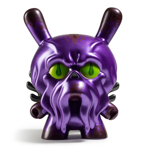 Kidrobot King Howie 8-inch Dunny by Scott Tolleson Purple Colorway Kidrobot Kidrobot Tenacious Toys®