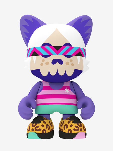 Pete Fowler Ovnik SuperJanky Rotterdam Edition 8-inch vinyl figure by Superplastic