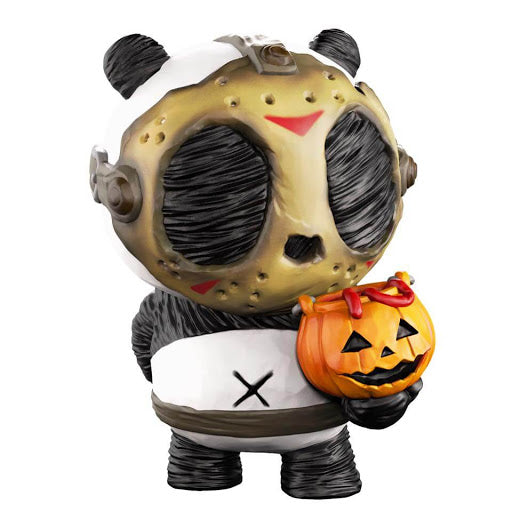 "Panda Ink Trick Edition 6"" vinyl figure by Cacooca x Mighty Jaxx PREORDER ships in March MightyJaxx Vinyl Art Toy Tenacious Toys®"