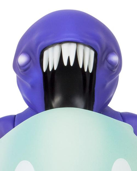 The Backpack Icy Grape Edition 8-inch Figure by Alex Pardee and Mighty Jaxx MightyJaxx Resin Tenacious Toys®