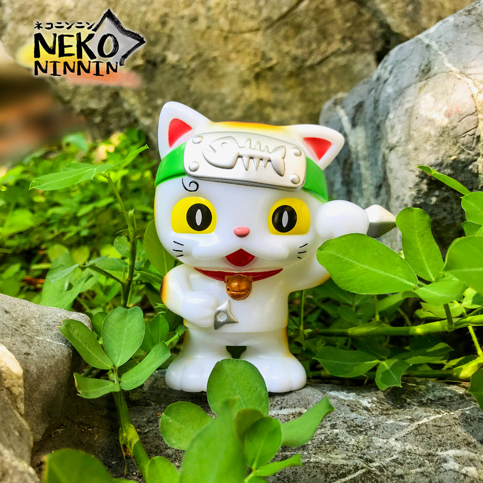 NekoNinNin 10cm figure by TOY GEN
