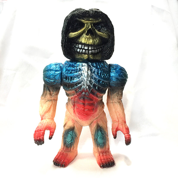 Rampage Toys x Skullheadbutt 8-inch sofubi Hag Zombie-X Five Points Exclusive