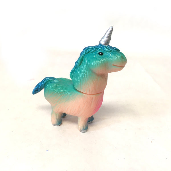 "Rampage Toys Shaggy Unicorn Springtime Herd Edition 1.5"" Figure"