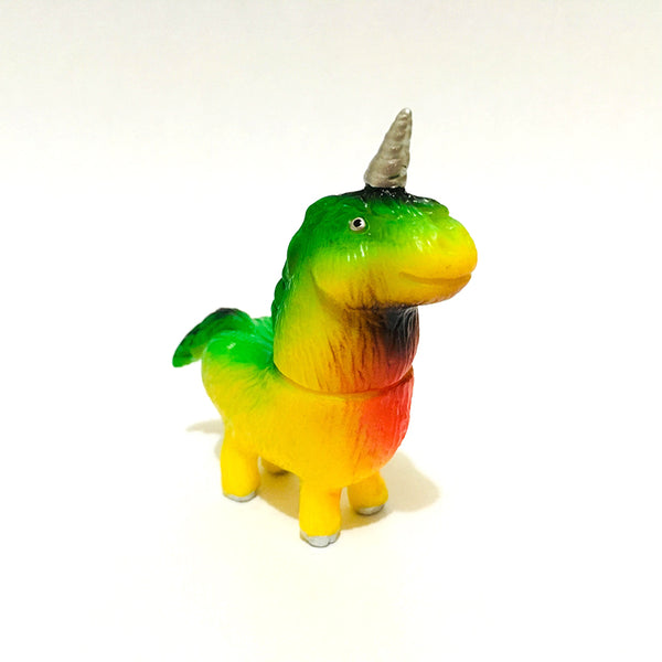 "Rampage Toys Tokyo Edition Shaggy Unicorn 1.5"" Sofubi Figure Rampage Toys Sofubi Tenacious Toys®"