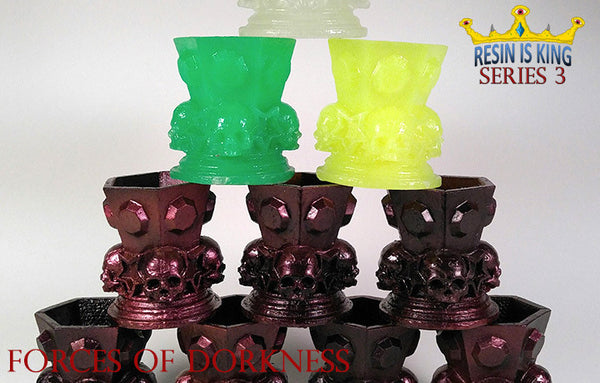 Resin Is King Series 3 Blind Box Mystery Figure - Tenacious Toys® - 12