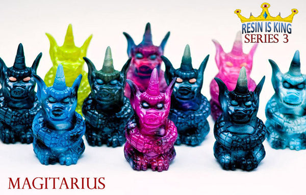 Resin Is King Series 3 Blind Box Mystery Figure - Tenacious Toys® - 11
