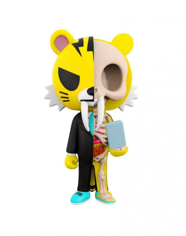 XXRAY tokidoki Salary Man 4-inch PVC figure by Mighty Jaxx & Jason Freeny