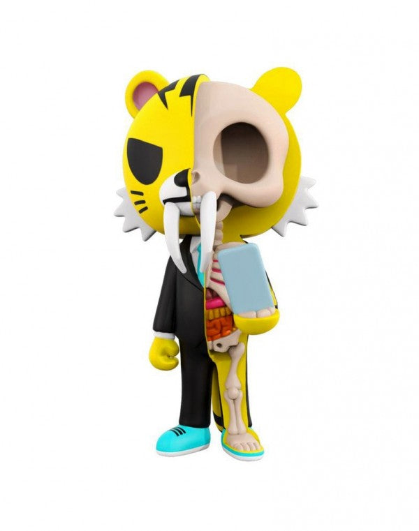 XXRAY tokidoki Salary Man 4-inch PVC figure by Mighty Jaxx & Jason Freeny MightyJaxx Vinyl Art Toy Tenacious Toys®