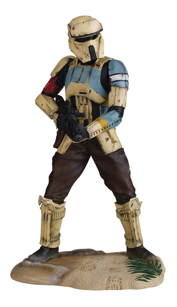 Star Wars Rogue One Collectors Gallery Shoretrooper 9in statue
