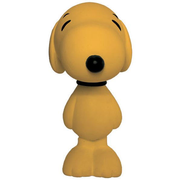 Peanuts Snoopy 8-inch Orange Flocked Vinyl Figure - Tenacious Toys® - 2