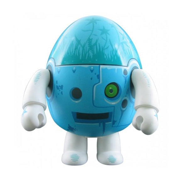 Jeff Soto Terrarium Keeper 8-inch Minnesota Egg Qee figure by Toy2R PREORDER