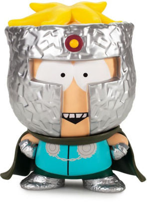 South Park The Fractured But Whole Professor Chaos medium vinyl 7-inch figure by Kidrobot - Tenacious Toys® - 1