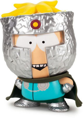 South Park The Fractured But Whole Professor Chaos medium vinyl 7-inch figure by Kidrobot - Tenacious Toys® - 2