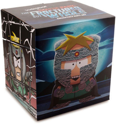 South Park The Fractured But Whole Professor Chaos medium vinyl 7-inch figure by Kidrobot - Tenacious Toys® - 4