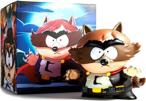 South Park The Fractured But Whole The Coon medium vinyl 7-inch figure by Kidrobot - Tenacious Toys® - 4