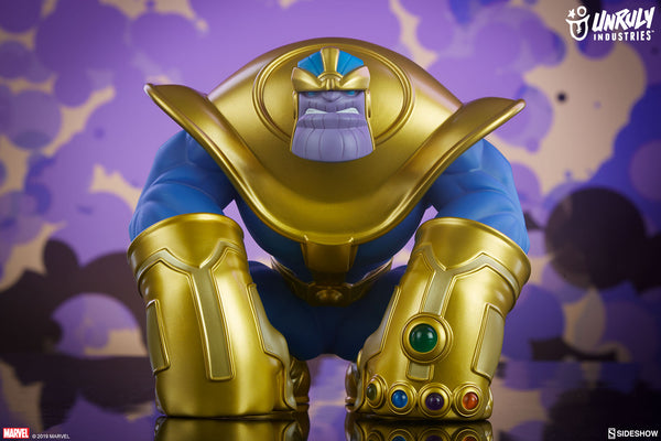 The Mad Titan Designer 7-inch Vinyl Toy by Unruly Industries Unruly Industries Vinyl Art Toy Tenacious Toys®