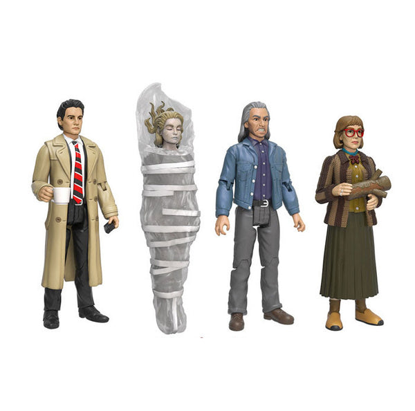 Twin Peaks 3 3/4-inch Action Figure Set of 4 by Funko