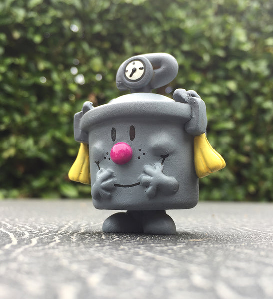 UME Toys Little Miss Pressure Pot Gray 2.5-inch Resin Figure