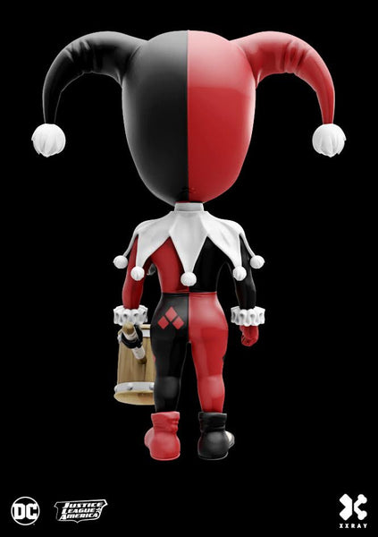 XXRAY Harley Quinn Deluxe 4-inch figure by MightyJaxx and Jason Freeny (Wave 4) MightyJaxx Vinyl Art Toy Tenacious Toys®