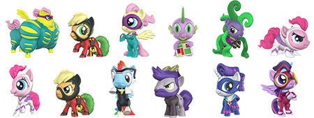 Funko Mystery Minis: My Little Pony Series 4 Full Case of 12 Pieces - Tenacious Toys® - 2