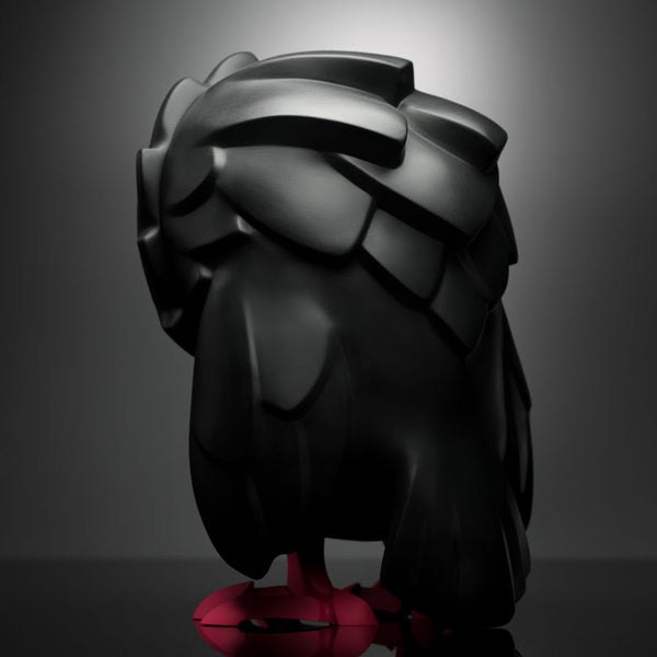 Omen Totem Fade - Old Sun edition 14-inch figure by coarse coarse toys Vinyl Art Toy Tenacious Toys®