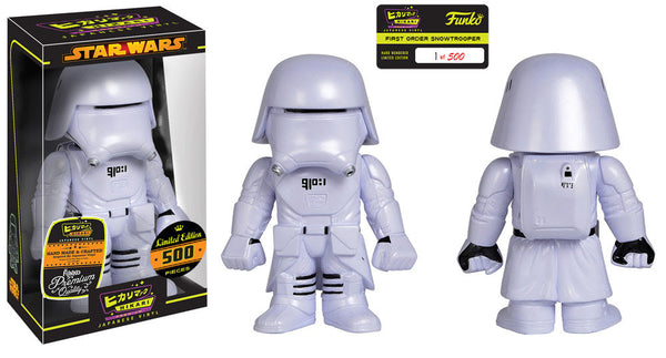 Funko Hikari Star Wars The Force Awakens First Order Snowtrooper 9-inch Vinyl Figure - Tenacious Toys®