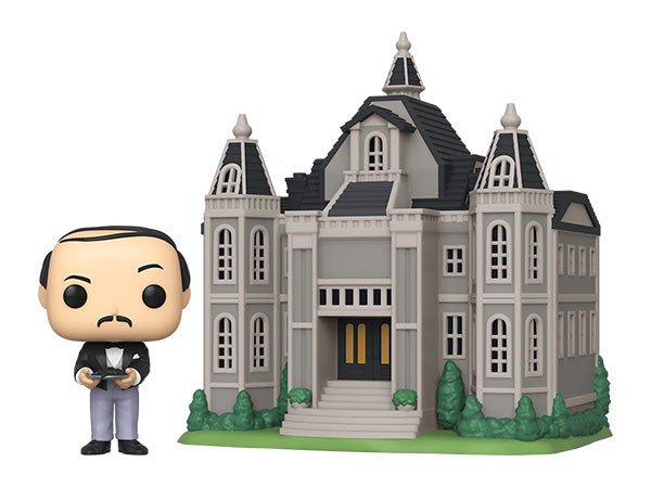 Funko POP Town Batman's 80th Wayne Manor with Alfred Pennyworth Set PREORDER Funko Funko Tenacious Toys®