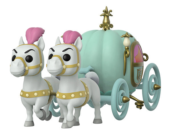 Funko POP Rides Disney Cinderella's Carriage Set PREORDER