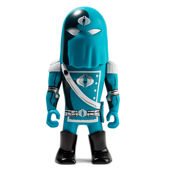 Transformers Vs GI Joe Cobra Commander 7-inch Vinyl Figure by Kidrobot