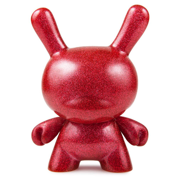 Red Chroma 5-inch Dunny by Kidrobot