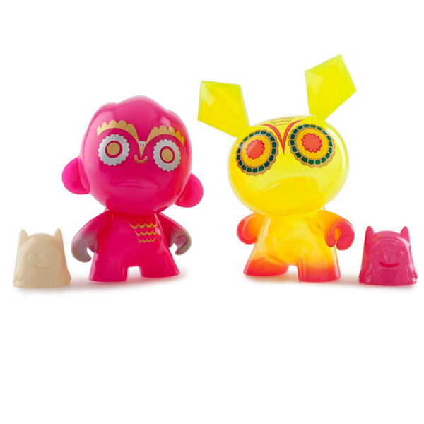 Nathan Jurevicius Night Riders Mini Figure Series Blind Box by Kidrobot - Tenacious Toys® - 7
