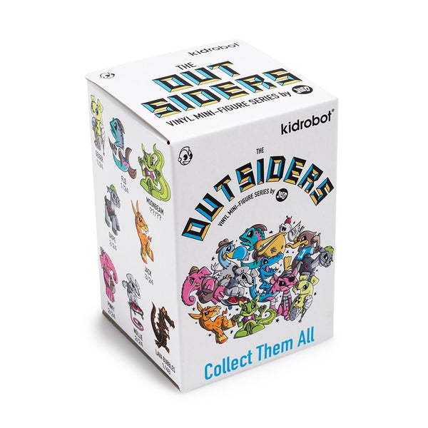 Joe Ledbetter The Outsiders Blind Boxed Mini Figures CASE of 24 pieces by Kidrobot