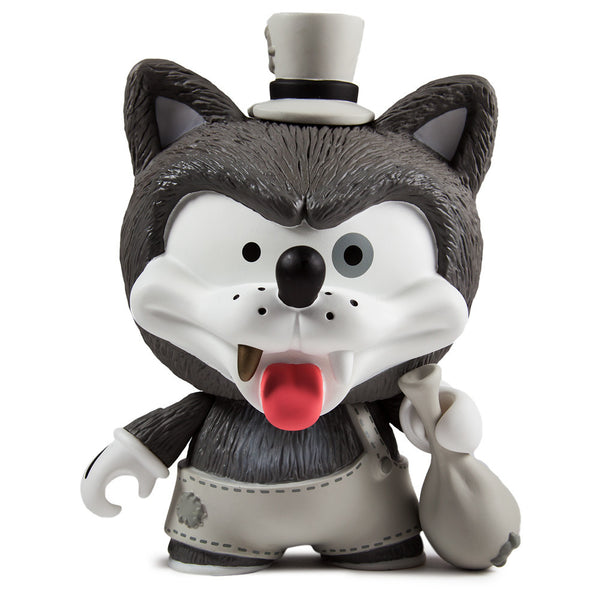 Kidrobot Willy the Wolf 6inch Medium Vinyl Figure by Shiffa
