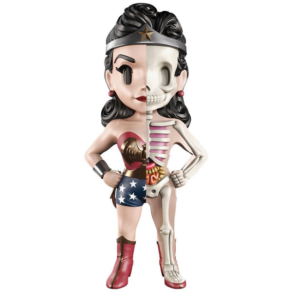 XXRAY Golden Age Wonder Woman Woot Box Excl 4-inch PVC figure by Mighty Jaxx