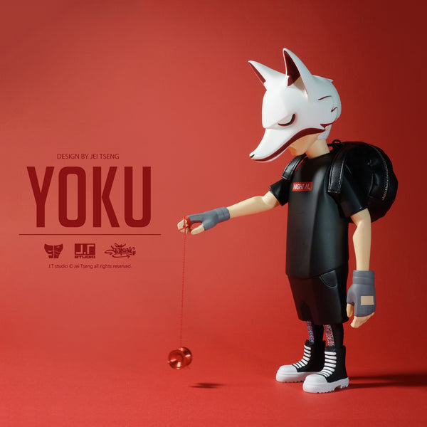 YOKU 8-inch Vinyl Action Figure by JT Studio