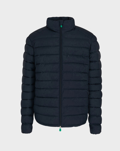 Men's Puffer Jacket from Recycled Bottles in RECY