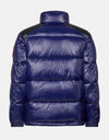 Save The Duck Men's LUCK Glossy Oversized Puffer Jacket