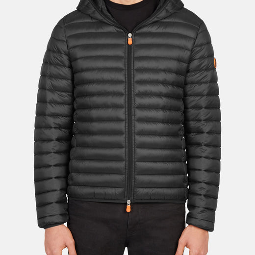 Men's Donald Hooded Jacket