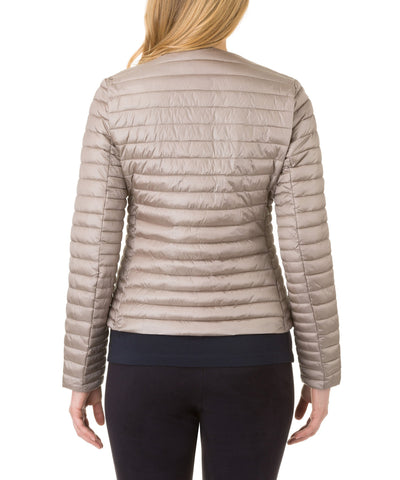 Women's Jacket in Pearl Grey