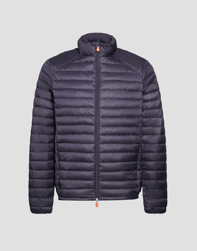 Mens GIGA Puffer Jacket in Black
