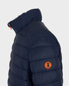 Mens GIGA Jacket in Navy Blue