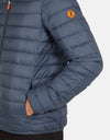 Save The Duck Men's GIGA Ultralight Puffer Jacket