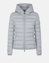 Save The Duck Women's RECY Hooded Jacket