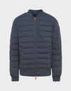 MENS ANGY STRETCH JACKET IN Grey Black